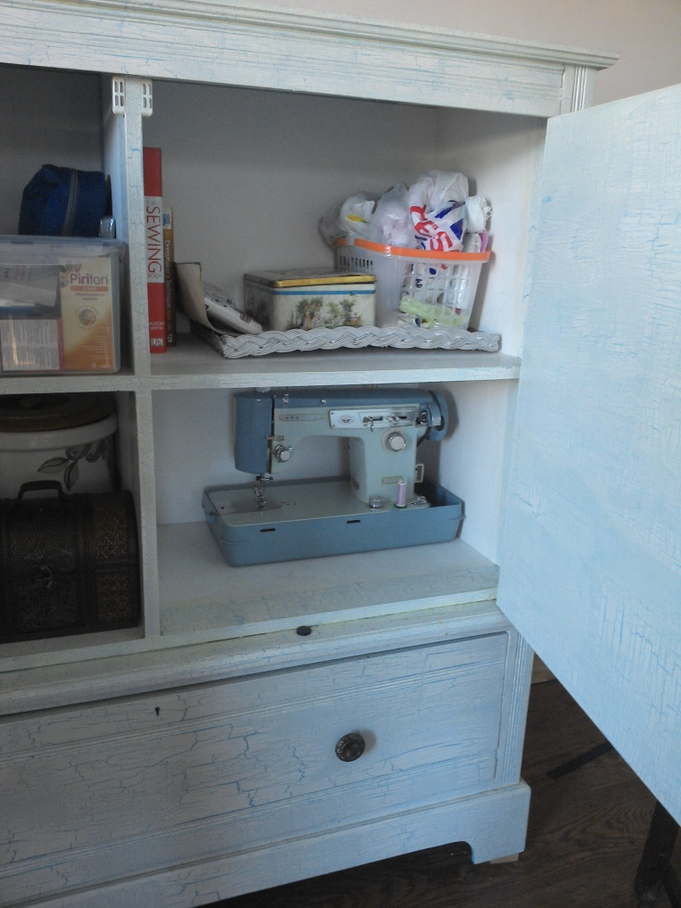 My sewing space