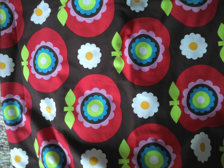 Super excited my Lillestoff fabric is here!