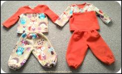 New Look 6170 Fleece Pyjamas