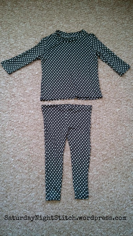 spotty knits