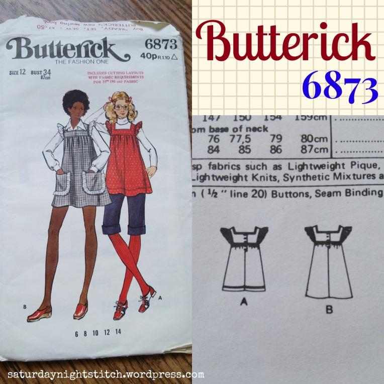 butterick 6873