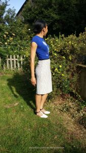 Self drafted Pencil SKirt