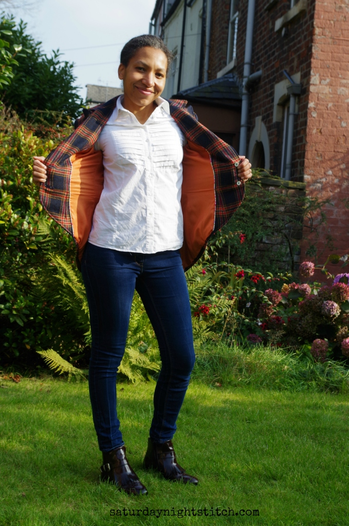 Late Summer & Mamas Jacket 180