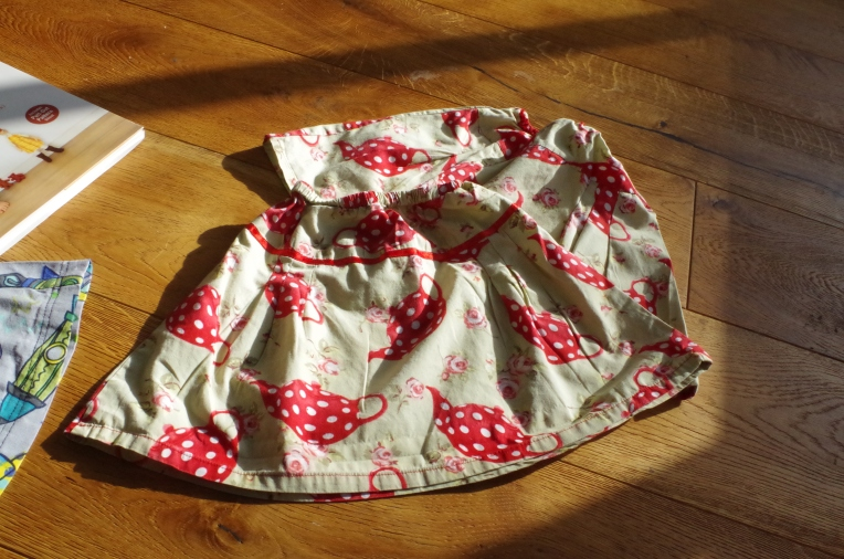Sew Sweet skirts