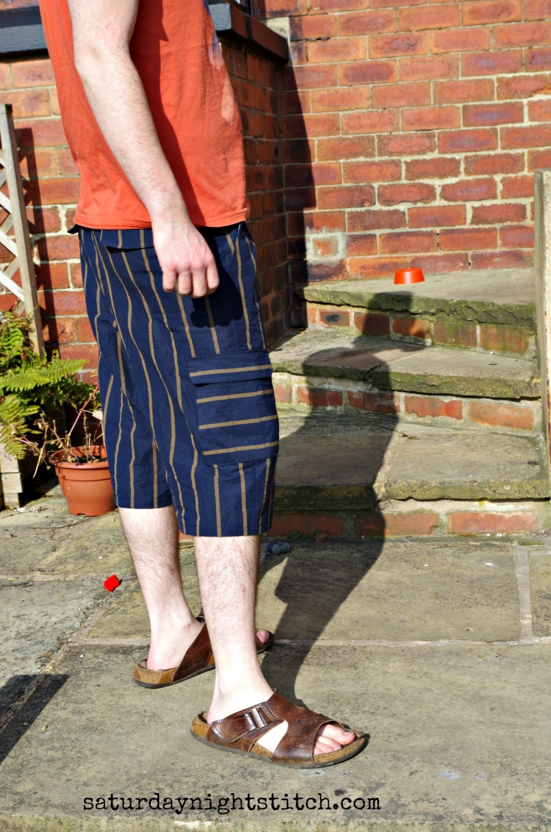 M6973 Shorts