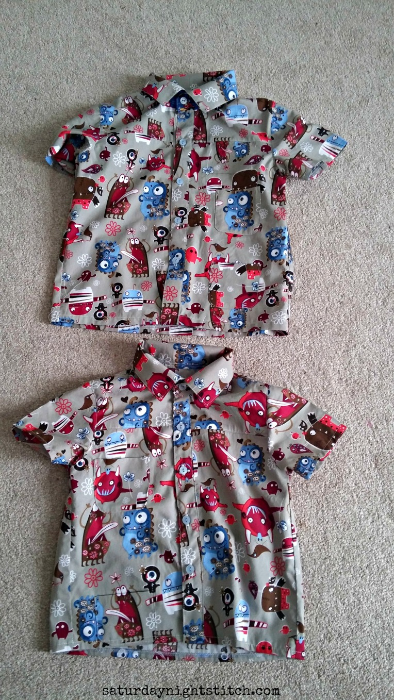 Ottobre Design Kids Shirt