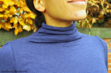 love this roll neck