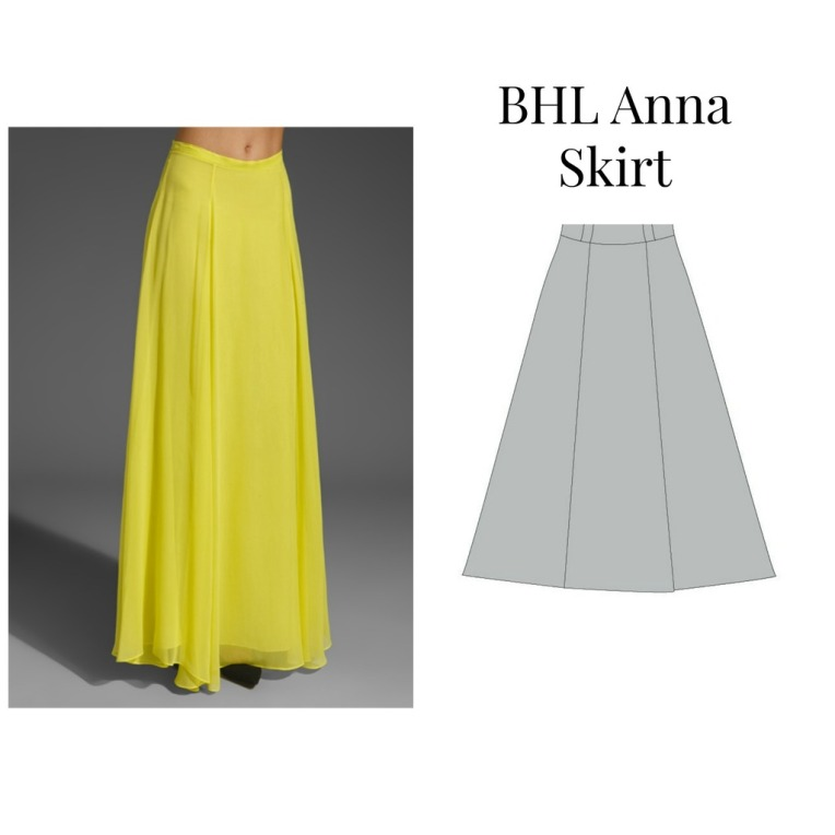 yellow20maxi20skirt